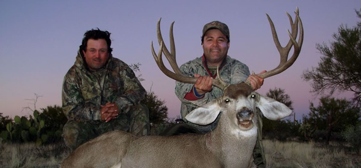 Mule Deer Hunting in Mexico