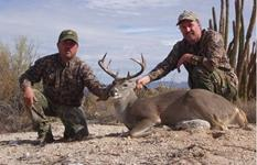 Past Whitetail and Mule Deer Hunting Trips